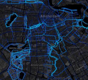 Amsterdam Global Heatmap