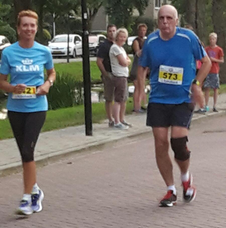 Ronde van Abcoude, 29 augustus 2017   KLM Road Runners